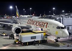 B787-8 | Ethiopian Airlines | ET-AOT | HKG (Christian Junker | Photography) Tags: nikon nikkor d800 d800e dslr 2470mm aero plane aircraft boeing 7878 787800 787 788 b788 ethiopianairlines ethiopian et eth et645 eth645 ethiopian645 etaot staralliance waliaibex heavy widebody dreamliner gate w44 airside night airline airport aviation planespotting 34748 167 34748167 hongkonginternationalairport cheklapkok vhhh hkg hkia clk hongkong sar china asia lantau terminal1 t1 christianjunker flickraward flickrtravelaward hongkongphotos worldtrekker superflickers zensational
