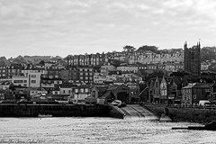 St-Ives (sabathius80) Tags: city stives cornwall cornouailles england angleterre great britain grandebretagne united kingdom royaumeuni pierreyves chesaux canon eos 7d mark ii efs 1585mm 3556 is usm sea mer nb bw court coking