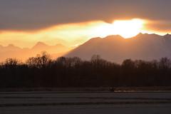 DSC_3108_gimp (STE) Tags: tramonto sunset cielo sky nuvole clouds