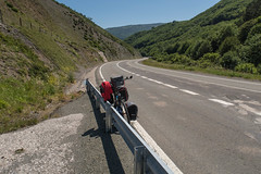 Day 2  La Serna to Aguilar de Campoo 7 (granville3) Tags: iberia touring spain cantabria buildings spanishroads iberia2018 road bike españa thornnomad n611 bicycle cycle campoo es