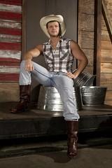 Brian cowboy (Heiko_baby) Tags: gay schwul male man boots stiefel bottes