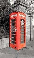 Red Telephone Box (Michelle O'Connell Photography) Tags: scotland redphonebox telephone phonekiosk edinburgh red streetphotography publictelephone sirgilesgilbertscott k6 jubileekiosk michelleoconnellphotography