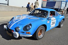 Alpine A110 1600S 1972 (benoits15) Tags: alpine a110 1600s berlinette french car blue ledenon racing