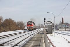 TEP70BS-189 diesel locomotive with a special railcar (skur_s72) Tags: барнаул алтай сибирь скурыдин юрийскурыдин barnaul altai altaikrai skuridin skurydin siberia siberian yuriskuridin yuryskuridin yuriskurydin yuryskurydin yuriyskuridin russianrailways rail railway railroad железнаядорога 189 тэп70бс189 тэп70 тэп70бс тепловоз локомотив diesellocomotive tep70 tep70bs tep70bs189