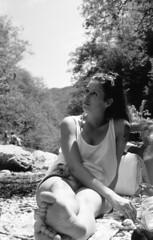 Vertova - 03 (bumbazzo) Tags: vertova bergamo italia italy montagna montagne mountain mountains ragazza ragazze modella modelle donna donne girl girls woman women model models portrait portraits ritratto ritratti bn bianco nero bianconero bw black white blackwhite analog analogico film pellicola kodak tmax