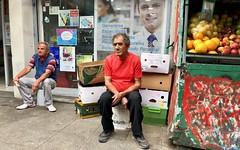 Santiago, 2019 (gregorywass) Tags: people street fruit santiago january 2019 vendor seller