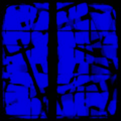 2018 1213 looped blue windows lagged overlapped TWICE (Area Bridges) Tags: 2018 201812 video square squarevideo experiment iteration ttvframe pentax automated automation pan zoom vegaspro edit editing render videocollage animated animation 20181213