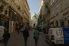 Streets of Vienna 3 (rschnaible) Tags: vienna austria europe hofburg palace outdoors building architecture old history historic