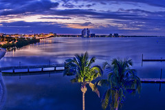 City of Fort Myers, Lee County, Florida, USA (Photographer South Florida) Tags: fortmyers ftmyers city cityscape urban downtown skyline leecounty southwestflorida density centralbusinessdistrict highrise building architecture commercialproperty cosmopolitan metro metropolitan metropolis sunshinestate realestate caloosahatcheeriver thomasedison citycenter