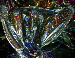 candy twist (muffett68 ☺ heidi ☺) Tags: macromondays picktwo candy twist twisted wrapper refractions glasslike