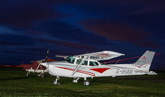 G-IHAR Cessna 172, Scone (wwshack) Tags: acsflighttraining ce152 cessna cessna152 egpt psl perth perthairport perthshire scone sconeairport scotland gihar