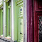 Colourful doors and windows / Farbenfrohe Türen und Fenster thumbnail