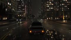 City Rain | GTAV (Razed-) Tags: city rain los angeles porsche turbo grand theft auto v gtav rockstar games naturalvision remastered graphics mod