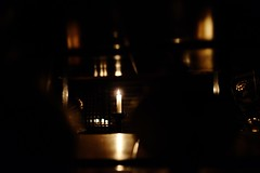 candle (ababhastopographer) Tags: kyoto kuramayama kuramadera underground basement candle mainshrine 京都 鞍馬山 鞍馬寺 本殿 地下 蝋燭