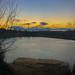 Sunset @ Boulder Pond