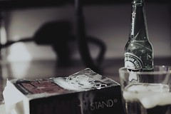 relax (Farhan Tamim) Tags: brew photography canon time heineken beer stephen king home leisure thriller book relax