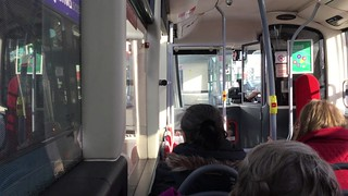 A ride on the go north east optare solo in the wear express livery operating the service x6 to Hartlepool so hope you enjoy the video for more