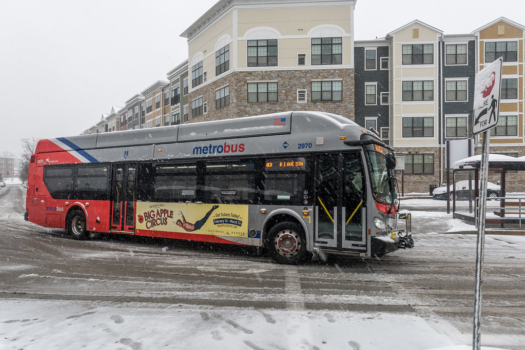 The World S Best Photos Of Bus And Wmata Flickr Hive Mind