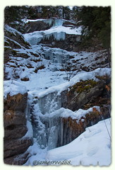 Glacant ... (jamesreed68) Tags: nature alpes alps suisse panorama swiss switzerland schweiz winter cold hiver froid montagne neige paysage flanc cascade chute glace
