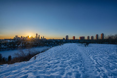 The City of Edmonton with Cyndy (JAG Creeations) Tags: yeg edmonton alberta canadabeautyartlovelandscapecityurbantreesbuildingsparks art sublime beauty canada