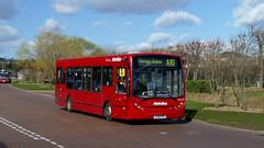 TransferFast (londonbusexplorer) Tags: metroline west adl enviro 200 dart de1625 dml44049 yx58fpg a10 uxbridge heathrow central tfl london buses