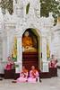 Pagode de Shwedagon (Bertrand de Camaret) Tags: birmanie myanmar shwedagon rangoun yangon bertranddecamaret ngc nationalgeographic nonne bouddha priere statue