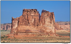 The Organ in Arches National Park (our cultural archives) Tags: archesnationalpark moab utah arches sandstone standstonetowers threesisters threegossips threekings towerofbabel courthousetowers coloradoplateau landscape geology sandstonesculptures scenicfeatures