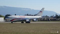 Iliouchine Il-96-300, Rossiya -Special Flight Detachment, RA-96023 (maxguenat) Tags: avion spotting cointrin ra96023 rossiya