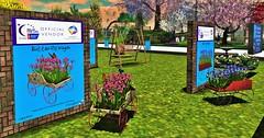 FlyingArts @ RFL of SL HOME & GARDEN EXPO (JoytiBloom of Second Life) Tags: 100meshoriginal mesh secondlife indoor outdoor design landscape home decor homeliving garden photography fashion flyingarts rflofsl homeandgardenexpo