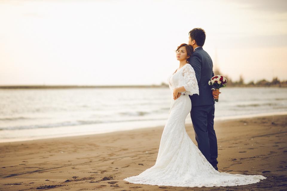 台南自助婚紗 屬於我們的隨性輕婚紗 027