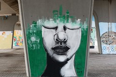 tunis_DSC04471 (ghoermann) Tags: medina tunisia geo:lat=3681062471 geo:lon=1018775940 geotagged tun streetart
