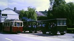 Slide 135-97 (Steve Guess) Tags: ardennes hansurlesse belgium belgique belgien belgië бельгия tram tramway streetcar strassenbahn strasenbahn трамвай nmvb sncv vicinal caves grottes