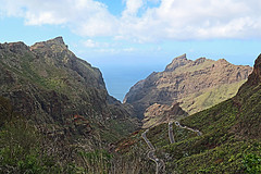 Masca Ténérife (Arnadel) Tags: ténérife masca route montagne mer ciel tenerife road mountain sea sky