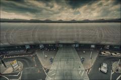 TERMINAL (softlight2) Tags: motive architektur stahlbauten terminal airport düsseldorf filtertechniken