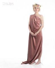 (Cristina Laugero) Tags: goddess dea greece white blonde spring
