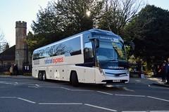 X5511 BF68LDZ (PD3.) Tags: lucketts fareham caetano levante x5511 x 5511 bf68ldz bf68 ldz coach national express bus buses psv pcv hampshire hants england uk winchester broadway