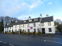 Conon Bridge Hotel, Conon Bridge, Jan 2019 (allanmaciver) Tags: conon bridge hotel black isle building sale impressive large memories allanmaciver