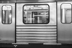 untitled (gregor.zukowski) Tags: athens ateny street streetphoto streetphotography blackandwhite blackandwhitestreetphotography bw metro subway underground candid urban monochrome fujifilm