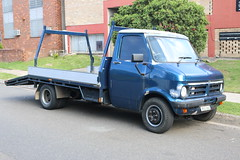 1977 Bedford CF Table Top (jeremyg3030) Tags: 1977 bedford cf tabletop truck ute utility pickup cars british