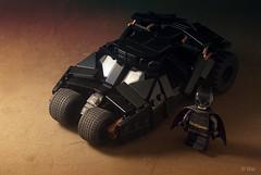 The Dark Knight (_Tiler) Tags: lego batman tumbler batmobile begins the dark knight moc dc minifig scale dccomics thedarkknight