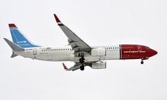 Norwegian Air Shuttle LN-NGE, OSL ENGM Gardermoen (Inger Bjørndal Foss) Tags: lnnge norwegian boeing 737 osl engm gardermoen