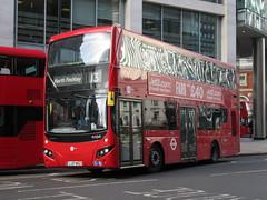 Tower Transit MV38230 (Teek the bus enthusiast) Tags: victoria putney bridge route 36 507 london buses go ahead abellio metroline tower transit national express
