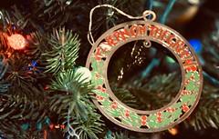 Christmas ornament - Tavern On The Green (NYC) (stevelamb007) Tags: christmas ornament tavernonthegreen d7200 nikon stevelamb