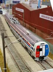 170805_22_NTS_Metroliner (AgentADQ) Tags: national train show orlando florida 2017 model trains toy ho scale budd metroliner metroliners amtrak