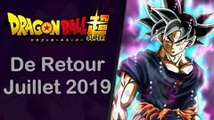 Dragon Ball Super : 5 sources différentes affirment que la série revient en juillet 2019 (newsmangas) Tags: dragon ball super