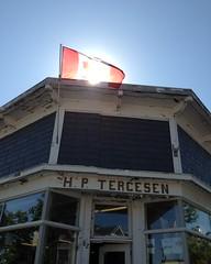 Tergesen's General Store, Gimli, Manitoba (CC Benison) Tags: ccbenison gimli paulisdead paulisdeadthenovel crimenovel murdermystery mysterynovel beatles paulmccartney