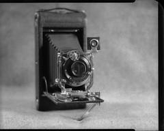 Ansco-3A Postcard Camera (122) (James Harr's Photos) Tags: graflex speedgraphic xray xtolandrodinal kodakcsg ektar203mm77 largeformat 4x5 diydeveloper mytol parodinal
