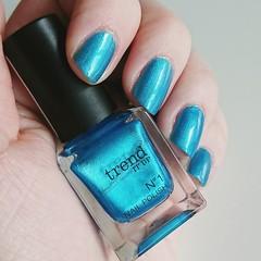 IMG_20180311_143440_283 (Kirayuzu) Tags: nagellack nailpolish nail trenditup dm no1 211 türkis turquoise instagram