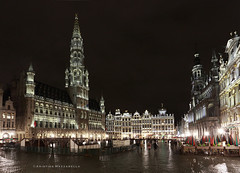 GRAND PLACE BRUXELLES (Aristide Mazzarella) Tags: grand place bruxelles belgio aristide mazzarella fotografo photographer nardò salento lecce puglia apulia