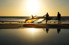 Jeri Windsurfers (peter_a_hopwood) Tags: windsurfing winsurfers jericoacoara brazil jeri sun sea november 2018 sony a99